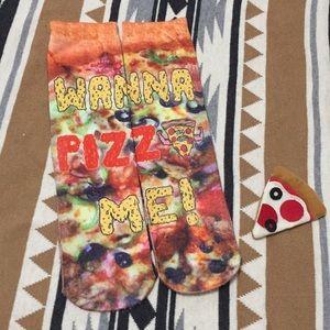 Accessories - 🍕 Pair of pizza socks